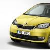 斯柯达Citigo新车在日内瓦国际汽车展上首次亮相