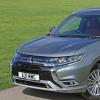三菱欧蓝德PHEV被评为年度绿色SUV